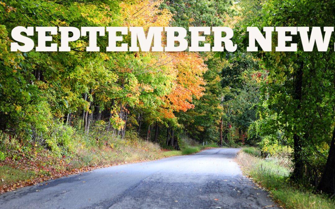 September 2021 TEAC Newsletter